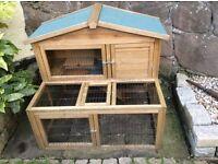 4ft x 3ft rabbit hutch