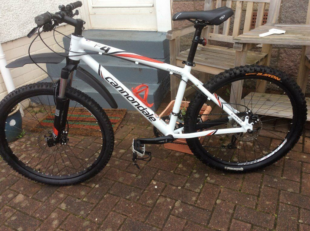 Cannondale F4 Hard Tail Mb In Paisley Renfrewshire Gumtree