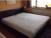 super king size bed mattress