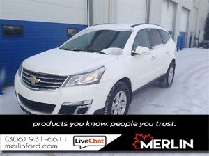 2014 Chevrolet Traverse 2LT PST PAID
