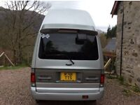 Excellent Mazda Bongo (Ford Freda) Two Berth Campervan in great condition