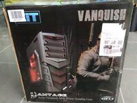 Vantage Series Vanquish MID- Tower Gaming Case