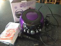Goodmans Karaoke System Kids Stereo