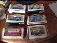 Collectible days gone by diecast models