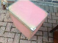 Lloyd loom box