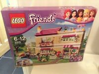 Lego Friends Olivia's House- brand new in box