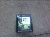 HP 940XL black cartridge