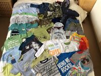 12-18mth bundle of baby boy clothes in excellent condition and great quality