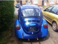 OPEN TO OFFERS!!!! 1973 vw beetle 1303 custom 1600