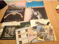Boomtown Rats singles and vinyl lps records collection
