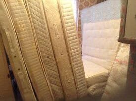Mattresses,King,double and singles,£20.00 to £75.00