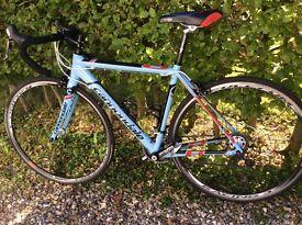 Cannondale caad 8 road bike 48cm