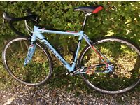 Cannondale caad 8 road bike c-c 48cm (or 50cm measured horizontal)