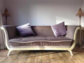 Luxurious Ornate French Style Sofa