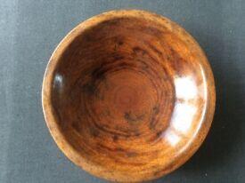Wooden Bowl D23 cm