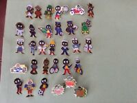 Robertsons Golly badges for sale