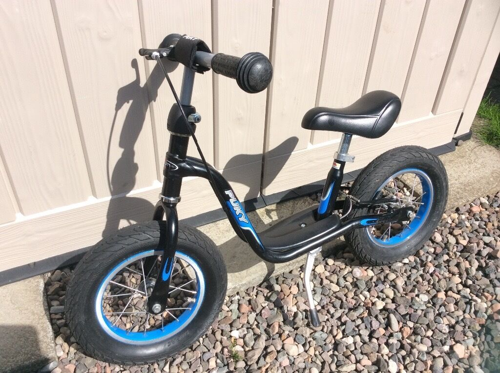 Balance Bike Puky Lr Xl Children S Kids Learner Bicycle In Cupar