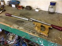 American Diston Saw & Ratchet screwdrivers