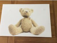 Canvas picture for a nursery