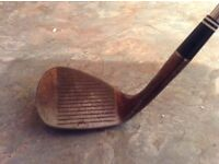 CLEVELAND 588 RAW TOUR GRIND 58/06 DEGREE WEDGE