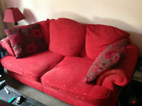 NICE COMFORTABLE 3 SEATER SOFA FOR SALE NEW SUITE ARRIVING SOON