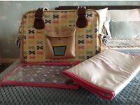 Yummy Mummy Bag - excellent condition