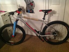 Marin bobcat hardtail 3 as new reduced to go this week to £300 no offers.