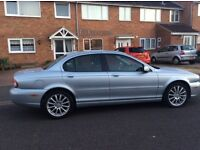 Jaguar X Type S 2009