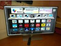 Panasonic 50 inch EdgeLED Smart TV with Wi-Fi Apps and Freeview HD