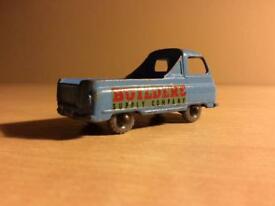 Lesney/Matchbox Morris J2 Pickup toy