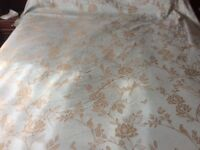 Next Duvet Cover, Quilted Throw & 4 Pillow Cases (Located in Hamilton)