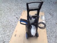 Nilfisk C120 6-6 high pressure washer.with home kit.