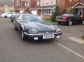 Classic car Jaguar XJS 3.6