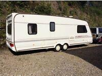 Abbey Spectrum 520. Double axle caravan. Part ex / swap?