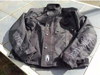 Richa textile motorcycle men's jacket - Medium