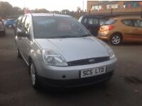 Ford Fiesta lx 1.4 2002 only 43000 miles full service history (5 stamps) MOT ONE YEAR 5 door