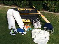 Cricket Equipmet