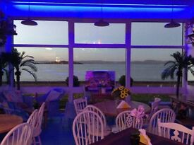 Baristas Wanted for Stylish New Boardwalk Beach Club Coffee Shop Cafe 13,000 FB Likes