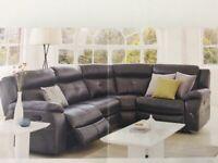 Harvey's Langdale manual recliner sofa