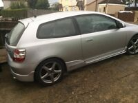 2005 facelift Honda Civic Sport type r looks swap px
