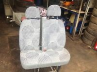 Ford transit mk7 double seat
