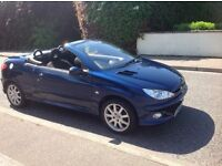 Peugeot 206 Coupe Convertible