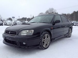 2000 Subaru Legacy B4 RSK Twin Turbo - 5spd! AWD!