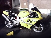 Suzuki TL 1000R immaculate condition just been serviced and 1 year MOT