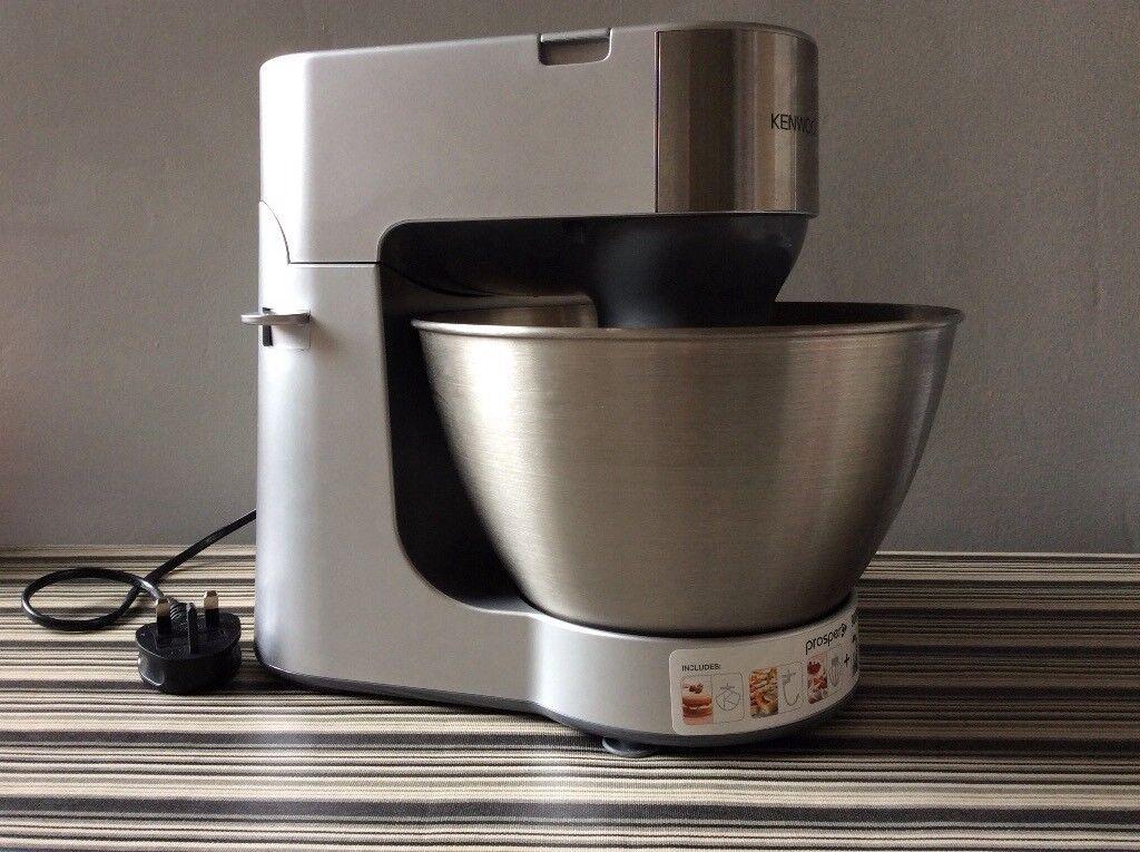 silver kenwood kitchen machine prospero km280 series 43l - Kennwood Kitchen
