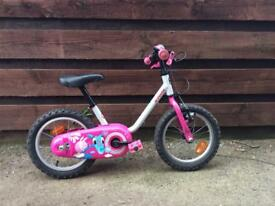 B-twin girls bike