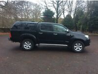 Top of the range toyota hilux invincible