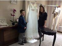 Stunning New wedding dress 12