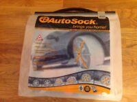 Autosock Snow Sock 1 x Pair (Size 620)