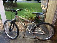Muddy Fox Alu Lazer Mountain Bike